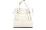 Дамска сива чанта от еко кожа 47.50073