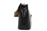 Дамска черна чанта от еко кожа 47.50061