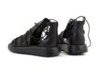 Ежедневни черни дамски сандали от естествена кожа 01.3751