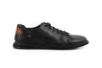 Ежедневни черни мъжки обувки от естествена кожа 57.926