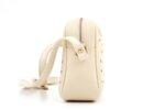 Дамска бежова чанта от еко кожа 17.2219