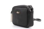 Дамска черна чанта от еко кожа 17.2362