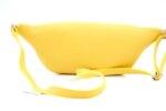Дамска жълта чанта за кръст от еко кожа 17.2298