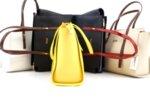 Дамска жълта чанта от еко кожа 17.2460