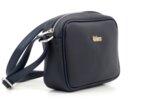 Дамска синя чанта от еко кожа 17.2362