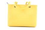 Дамска жълта чанта от еко кожа 17.135