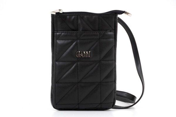 Дамска черна чанта от еко кожа 17.2400