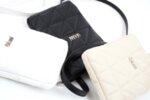 Дамска бежова чанта от еко кожа 17.2400