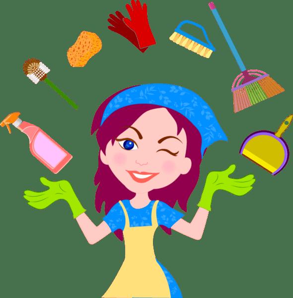 Основни препарати и приспособления за почистване на дома