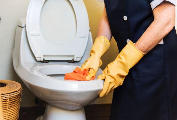 Как да почистим  ефективно тоалетната