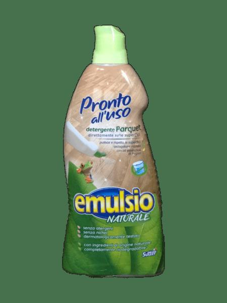 Препарат за под EMULSIO PRONTO ALL'USO PARQUET 1л.