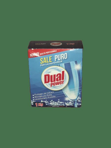 Сол за съдомиялна DUAL POWER СОЛ 1 кг.