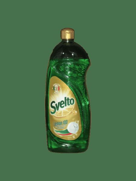 Препарат за съдове SVELTO 1л. лимон