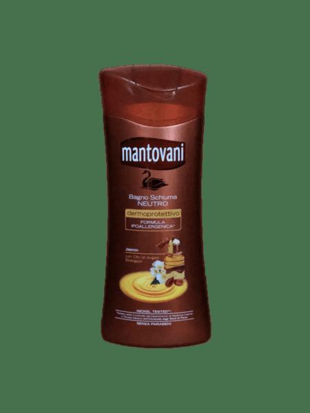 Душ гел MANTOVANI OLIO DI ARGAN 400мл.