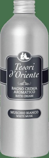 Крем-Душ гел TESORI D `ORIENTE  MISCINO BIANCO 500 мл.