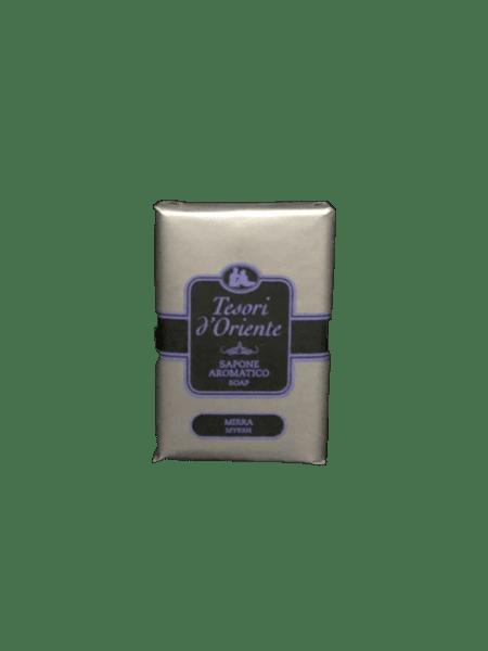Сух парфюмен сапун TESORI  D'ORIENTE  Aromatica Mirra 150 гр