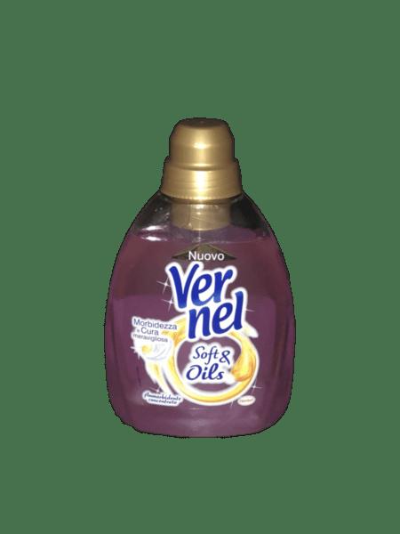 Омекотител VERNEL Soft & Oils VIO 750 мл.