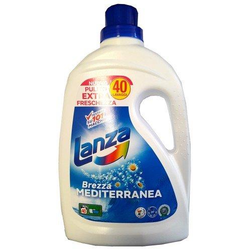Гел за пране LANZA  BREZZA MEDITERRANEA 40 пранета