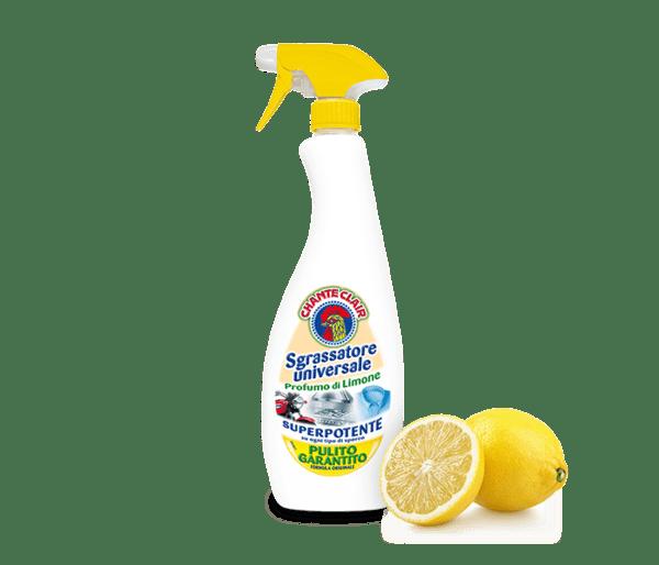 Обезмаслител CHANTE CLAIR лимон 625 мл