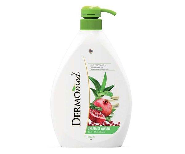 Течен крем-сапун DERMOMED MELOGRANO 1л
