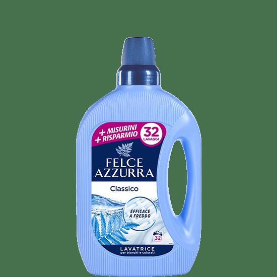 Гел за пране FELCE AZZURRA CLASSICO 32 пранета