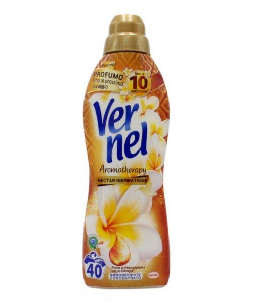 Омекотител VERNEL Aromaterapia Frangipani e olio di cotone 1л.