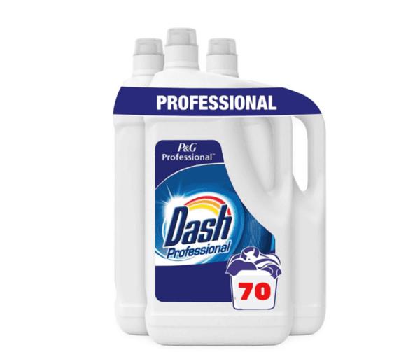 Гел за пране DASH LIQUID PROFESSIONAL 70 пранета