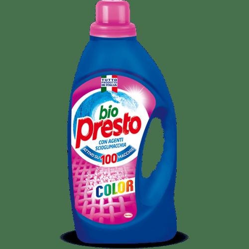 Гел за пране цветно BIO PRESTO 23 пранета