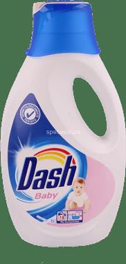 Гел за пране DASH BABY 18 пранета