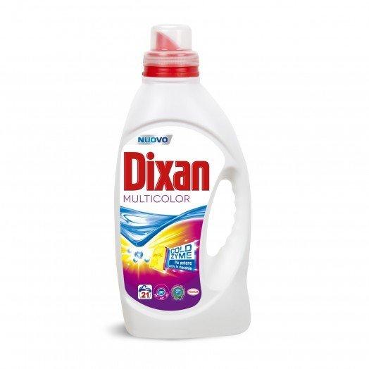 Гел за пране DIXAN MULTICOLOR 21 пранета