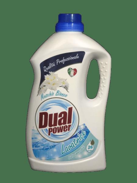 Гел за пране DUAL POWER MUSCHINO  24 пранета