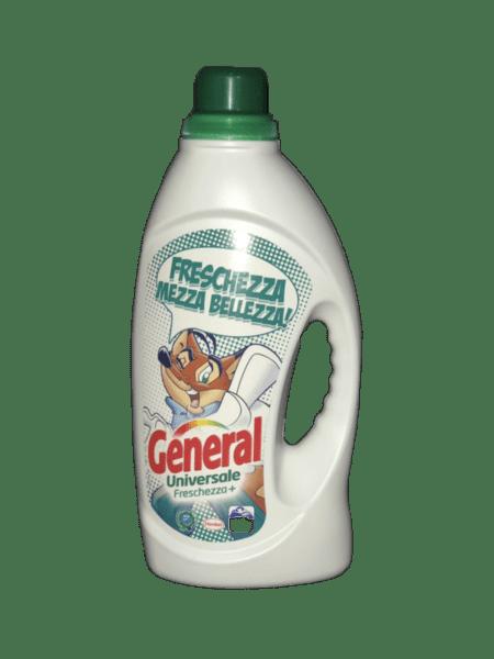 Гел за пране GENERAL FRESCHEZZA  бяло 21 пранета