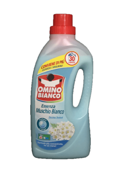 Гел за пране OMINO BIANCO MUSCHINO  30 пранета