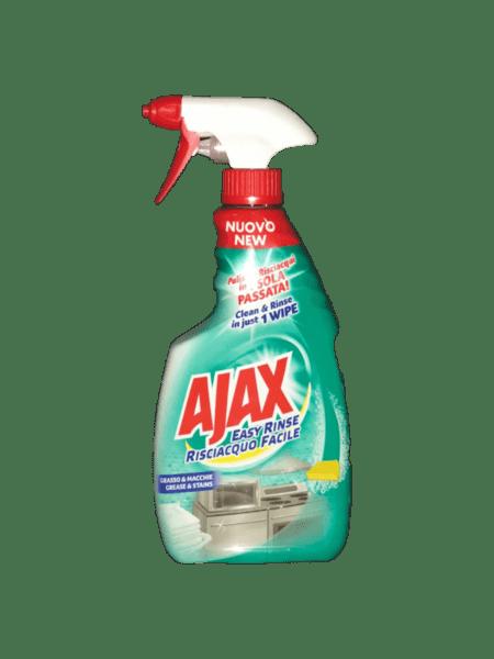 Спрей за почистване на кухнята AJAX  EASY RINSE 600 мл.