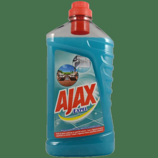Препарат за под AJAX EXPEL NEW 1л. - антибактериален