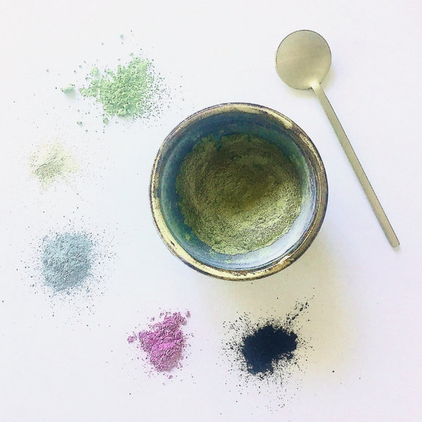 Colourful Clays and how to apply them