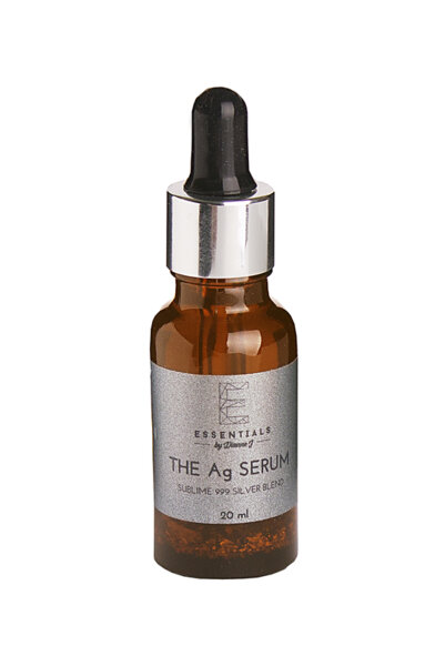 THE Ag SERUM – serum with 999 silver
