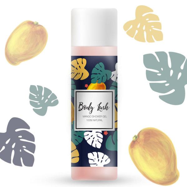 Плодов Душ гел с манго и йогурт