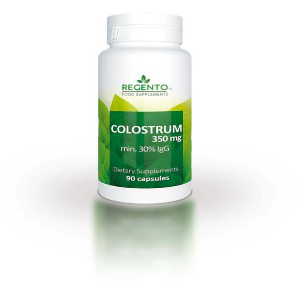REGENTO COLOSTRUM 350mg 90 capsule