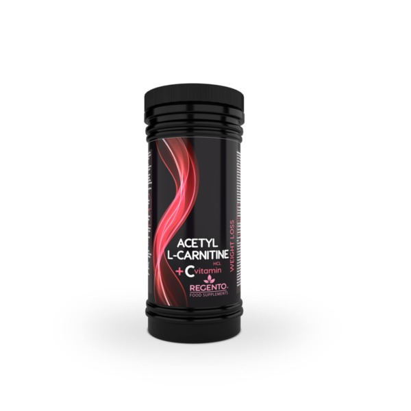 REGENTO ACETYL L-CARNITINE WTH VITAMIN C 150g