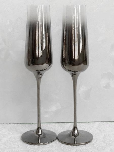 Сребърни кристални чаши K12