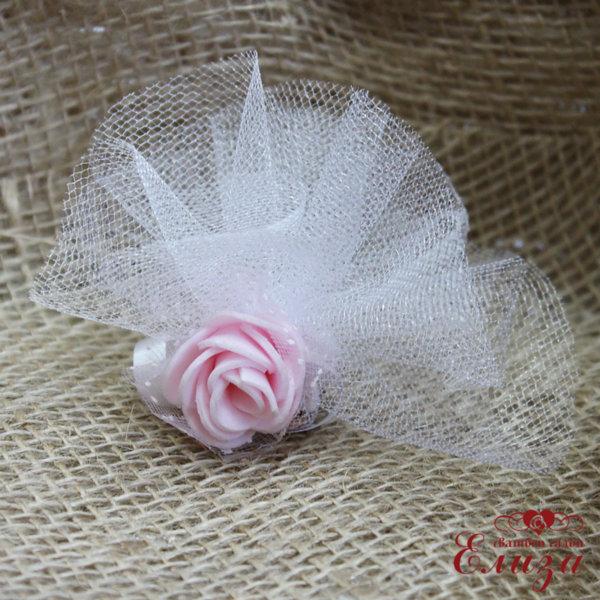 Сватбени късмети в розово E11