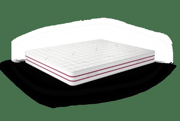 Body Rest 22 см, двулицев матрак - iSleep