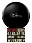 By Kilian Kissing Burns 6.4 Calories An Hour. Wanna Work Out? 100мл EDP - Тестер - Унисекс