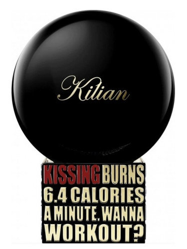 By Kilian Kissing Burns 6.4 Calories An Hour. Wanna Work Out? 100мл EDP - Тестер - Унисекс