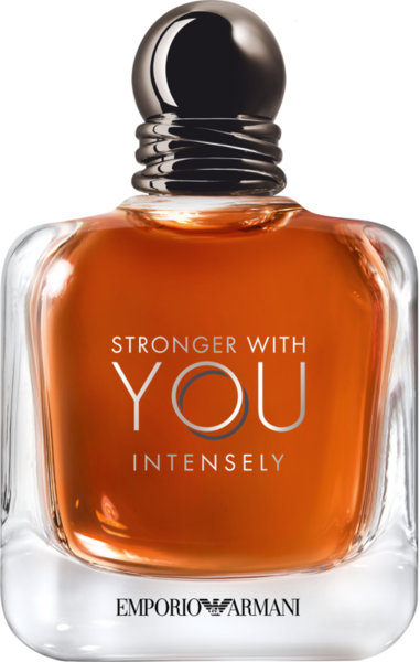 Emporio Armani Stronger With You Intensely  EDP -100мл - Тестер за мъже