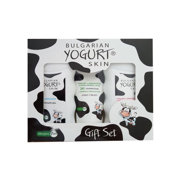 Комплект Bulgarian Yogurt skin
