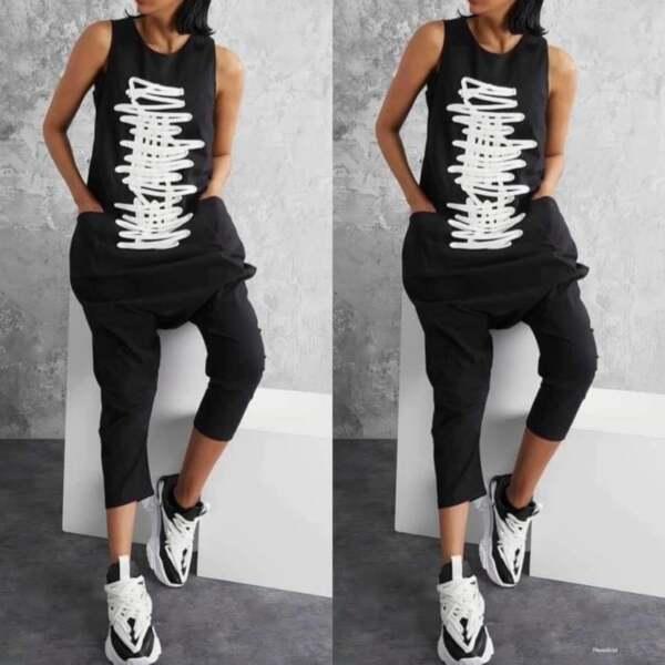 Дамски гащеризон STYLE, Vanya Fashion