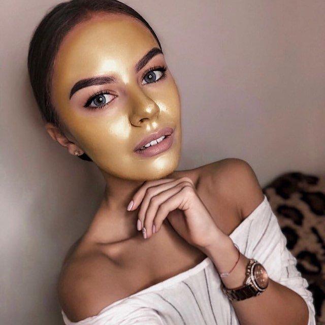 c87195b8ba8 Луксозната златна маска за лице Golden Skin (50 грама) (Цена: 39,99 лв.)