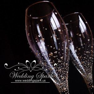 Wedding flutes Image